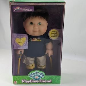 Cabbage patch SPECIAL NEEDS Doll Playtime Friend